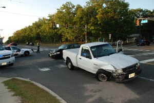 Two Vehicle Crash Sends One Driver To Local Trauma Center