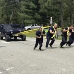 Humvee Pull